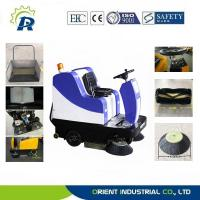 Buy cheap electric ride on sweeper cleaning machine from wholesalers