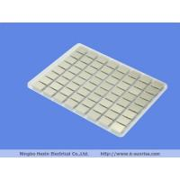 Buy cheap tray packing shielding cover from wholesalers