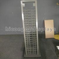 Wholesale 20 Layer Steel Tile Display Racks Free Standing Surface Finishing from china suppliers