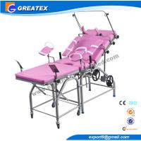 Wholesale New Design Gynecological Chair Examing Bed Synthetic Obstetric Delivery Table from china suppliers