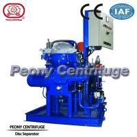 Wholesale Disc Stack Centrifuge Heavy Fuel Oil Purifier Liquid Solids Separation from china suppliers