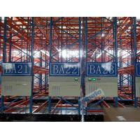 Wholesale Cold Chains Q235B Steel Storage Racks Spacing Saving Pallet Racking Shelves from china suppliers