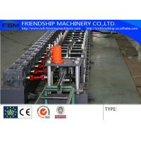 Wholesale Working Speed Rack Roll Forming Machine , Galvanized Steel Material Of Coil from china suppliers