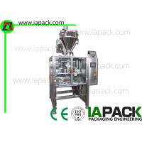 Wholesale Snacks Auto Pouch Packing Machine , Semi Automatic Bagging Machine from china suppliers