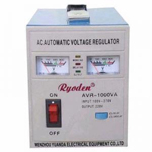 Buy cheap AVR-1000VA Voltage Regulator from wholesalers