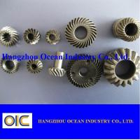 Wholesale Standard and non-standard high quality Spiral Bevel Gears from china suppliers