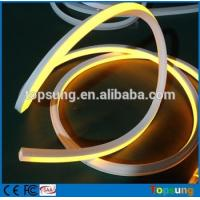 Wholesale 16x16.5mm 220v new yellow square neon flexible light for building decoration from china suppliers