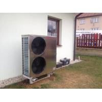 Wholesale House Heating Home Heat Pump220V / 380V , Super Low Noise Heat Pump Air Conditioner from china suppliers
