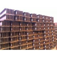 Wholesale KS D3502, KS D3503 Steel H Beams Sections, SS400 Hot Rolled H Beam 100 * 50 - 900 * 300 from china suppliers