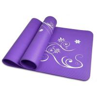 Wholesale 3mm Patterned Thick ECO Yoga Mat Rubber Non Slip Yoga Mat for Kids from china suppliers