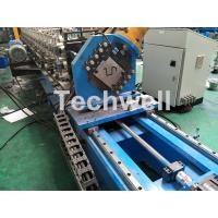 Wholesale Furring Channel Cold Rolling Machine with Guiding Column Forming Structure from china suppliers