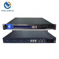 HD SDI To ASI Encoder , 4 Channel MPEG - 4 AVC H 264 SDI To UDP Encoder COL5100D