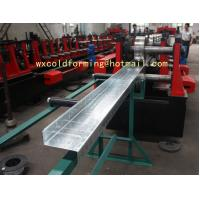 Wholesale Custom Made C / Z Shape Automatic Changable Purlin Roll Forming Machine Hydraulic Punching Hole from china suppliers