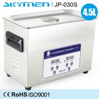 Wholesale Digital Heater Benchtop Ultrasonic Cleaner , Household Kitchen Ultrasonic Cleaning Machine from china suppliers