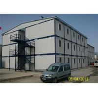 Wholesale Eco Friendly Prefab Container House Windproof For Labor Dormitory from china suppliers