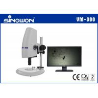 China High Resolution Video Microscope USB Conncet Computer Take Video on sale