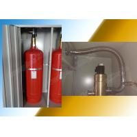 Wholesale 2.5Mpa Fire Suppression System Fm200 120L Single Cabinet Type from china suppliers