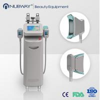 Wholesale Best 5 handles cryolipolysis body slimming beauty machine for clinic in advance from china suppliers