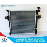 Wholesale CHRYSLER Aluminium Car Radiators GRAND CHEROKEE ' 01-04-AT OEM 52079883AC from china suppliers