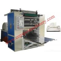 Buy cheap Facial Tissue Machine for tissue paper converting machinery from wholesalers