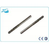 Wholesale Solid Carbide Cutting Tools End Mill For Stainless Steel , Metal Removal End Mills from china suppliers