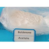 Wholesale White Boldenone Steroid Boldenone Acetate 328.45 Molecular Weight Enterprise Standard from china suppliers