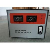 Wholesale Small Outdoor 2 KVA AVR Stabilizer Voltage Regulator Home / Mains Voltage Regulator from china suppliers