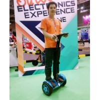 Wholesale Speed Control Urban Road Self Balancing Vehicle , Thinking Car Yellow from china suppliers