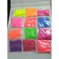 Buy cheap purple color fluorescent pigment for screen printing ink,nail polish,paints,coating from wholesalers