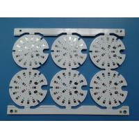 Wholesale MCPCB 6061 Aluminum Silkscreen PCB HASL Lead Free For Led Panel Light from china suppliers