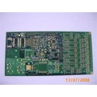 Wholesale Custom High TG Green Printed CircuitsFR4 LCD HDI PCB Board / 0.2mm to 3.2mm Thickness from china suppliers