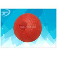 "Wholesale Plain Colors Hanging Paper Ball Lantern In 8"" 10"" 12"" 14"" 16"" from china suppliers"