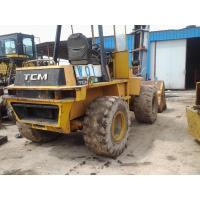 Wholesale Used loader TCM 810, 820 mini loader from china suppliers