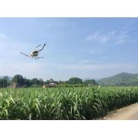 Wholesale 1.5 Hectare Per Refill Unmanned UAV Agricultural Spraying for Crop Dusting Spray from china suppliers