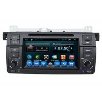 Wholesale Android Car Navigation for BMW E46 Car Dvd Player Center Multimedia System from china suppliers