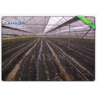 Wholesale Felxible and durable light weight Garden Weed Control Fabric in non woven material from china suppliers