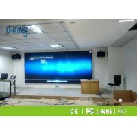 Wholesale Wide Visual Angle P1.923 Indoor Full Color LED Screen Dustproof / Dampproof from china suppliers