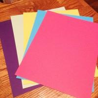 Wholesale Special Painting Material A3 A4 Cardstock Paper Large Cardstock Sheets from china suppliers