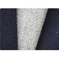 Wholesale Comfortable Knitted Denim Fabric , Curtain / Bag / Dress Jeans Fabric from china suppliers