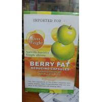 Wholesale Organic Herbal Weight Loss Pills / Adult Berry Fat Loss Tablets No Side Effect from china suppliers