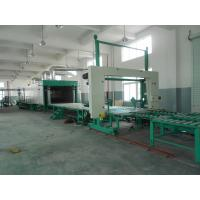 Wholesale Flexible Mattress Foam Production Line With PLC Control , 50Kg / m³ from china suppliers