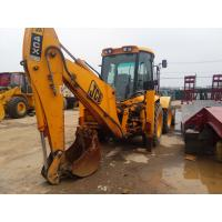 Wholesale High quality used good condition backhoe JCB 4CX for sale from china suppliers