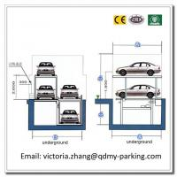 Wholesale 2-3 Levels Underground Car Parking Lift Pit Parking Mechanical Carport Parking Lift from china suppliers