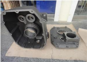 Wholesale Steel Gearbox Parts Gravity Sand Casting Mould from china suppliers