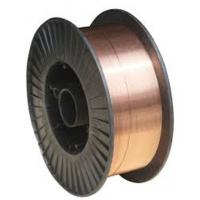 Wholesale MIG/ Mag CO2 Gas Shielded 0.8mm 15kg Plastic Spool Welding Wire (AWS ER70S-6) from china suppliers