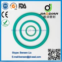 Wholesale Green Viton Oring with SGS RoHS FDA Certificates AS568 Standard (O-RINGS-0019) from china suppliers