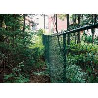 Wholesale 50*50MM PVC Coated Galvanized Chain Link Fence from china suppliers