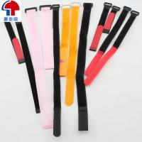 Wholesale Customzied  hook and loop velcro strap with buckle from china suppliers