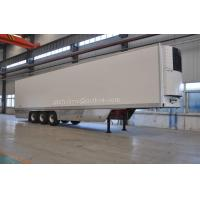 Quality Refrigerated Semi-trailers- 3 Axles, Reefer Trailers, Refrigerated Trailers, 3-Axles Reefer Semi-trailer, Box Trialers for sale
