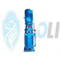 Wholesale Electric Multistage Vertical Centrifugal Pump , Cast Iron Water Suction Pump from china suppliers